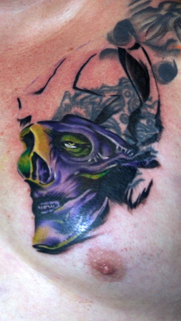1.session cover up in progress