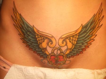 intim tattoo bilder die votze meiner frau