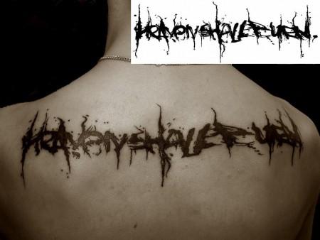 Heaven Shall Burn ( deutsche Metalcore Band )