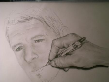 Portrait eines Selbstportraits! was sagt ihr dazu!??
