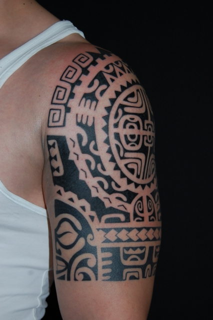 voodoo croo polynesian tattoo tahiti tattoo tatau tattoos von tattoo. Black Bedroom Furniture Sets. Home Design Ideas