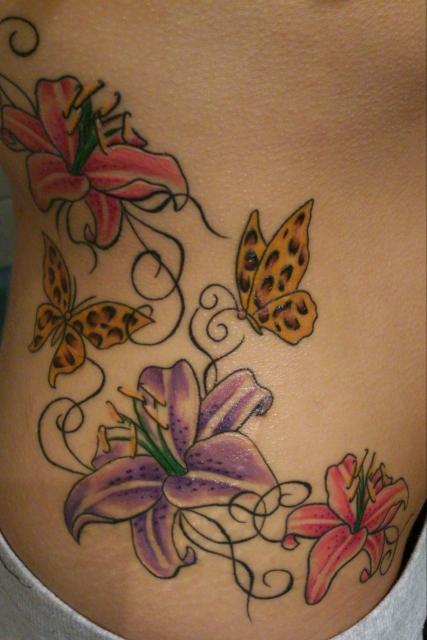 tattoos zum stichwort leopardenmuster tattoo bewertung. Black Bedroom Furniture Sets. Home Design Ideas