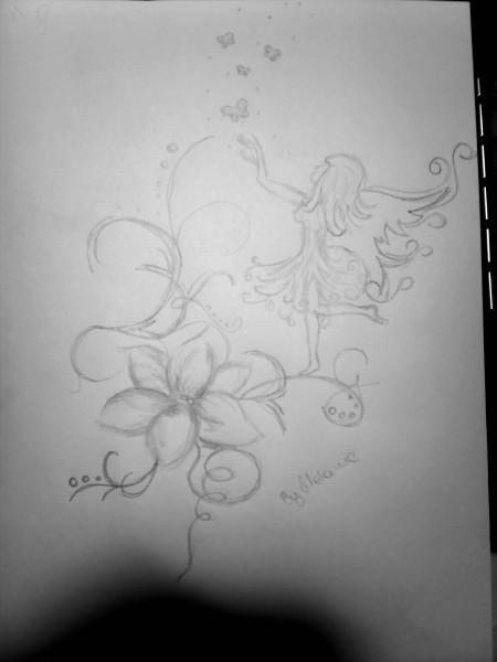 Entwurf meines ersten Tattoo