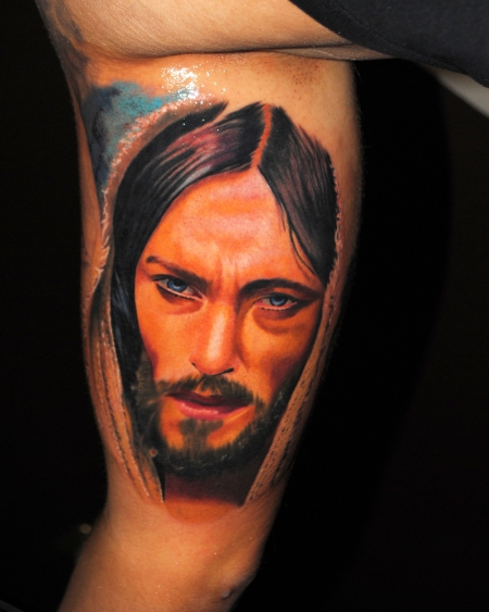 jesus-Tattoo: ...