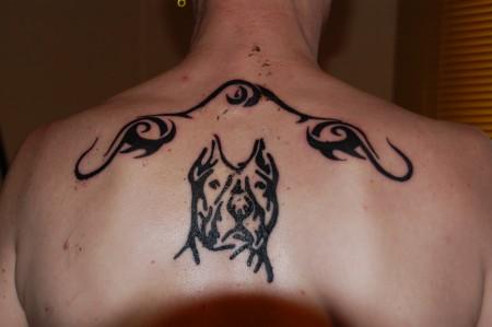 Tattoo von meinem Mann