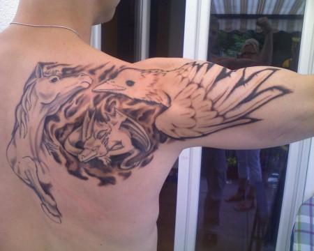 Tattoo Vergangenheit