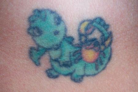 Mein Dino