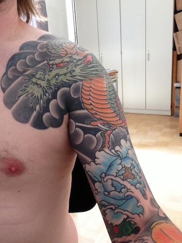 dragon-Tattoo: Dragon