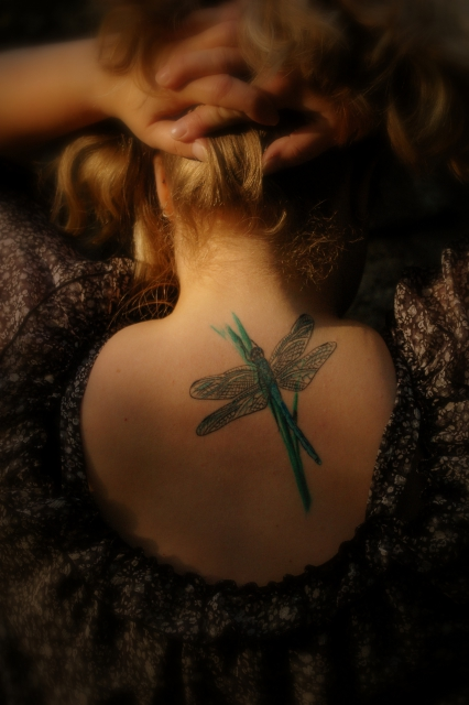 Hummel Libelle Tattoos Von