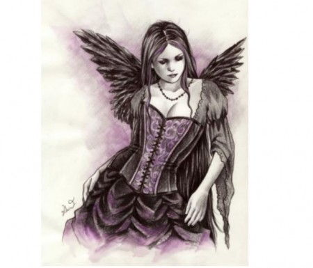 """dark"" Angel"