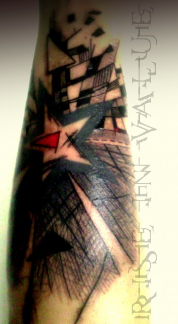 buena vista-Tattoo: Star ...