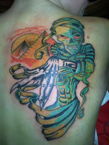 Die Mumie!!!