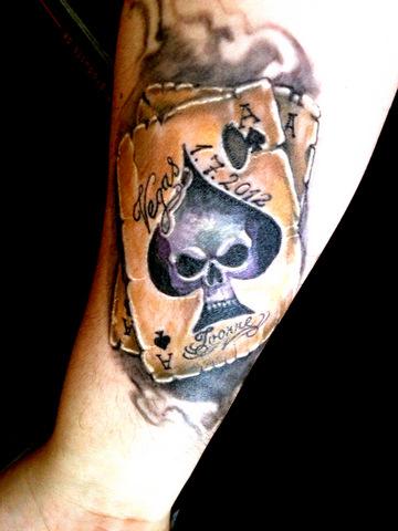 Tattoos Karten