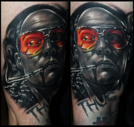 Fear and Loathing Johnny!