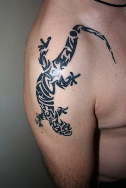 suchergebnisse f r 39 gecko 39 tattoos tattoo lass deine tattoos bewerten. Black Bedroom Furniture Sets. Home Design Ideas