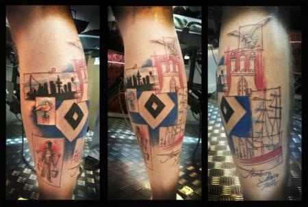 Hsv Tattoos
