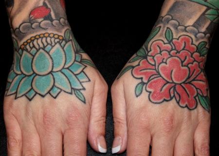 Meine Hände