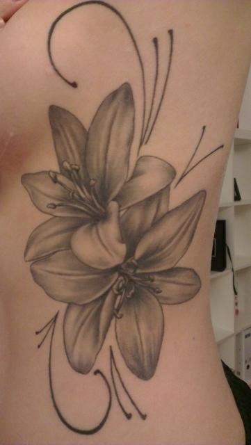 Meine zwei Blüten