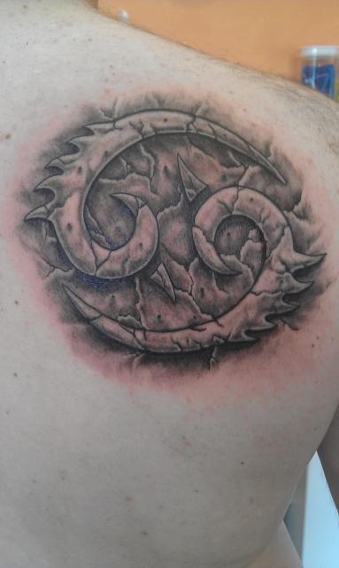 suchergebnisse f r 39 sternzeichen 39 tattoos tattoo. Black Bedroom Furniture Sets. Home Design Ideas