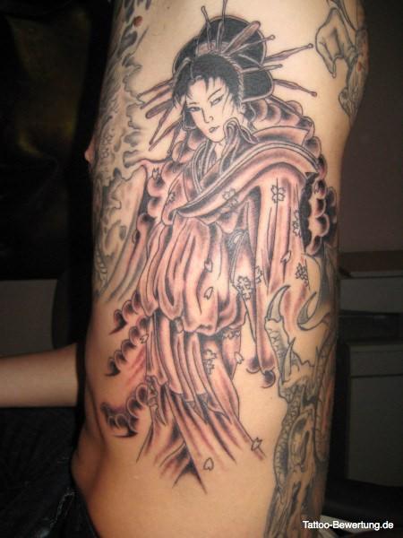 Bauch Tattoo Galerie LiLzeu DE