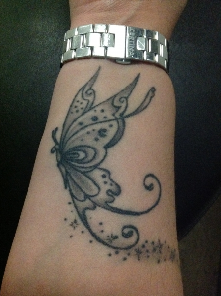 Kiki67 Schmetterling Tattoos Von Tattoo Bewertungde