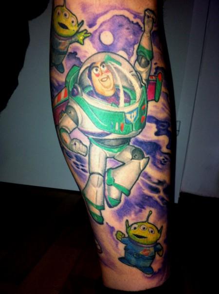 Captain Buzz Lightyear