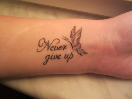 IMG 0063 JPGNever Give Up Tattoo