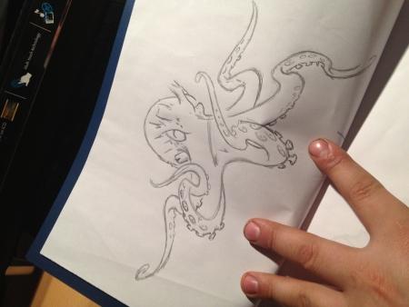 Octopus Tattoos on Bearle1989  Octupus   Tattoos Von Tattoo Bewertung De