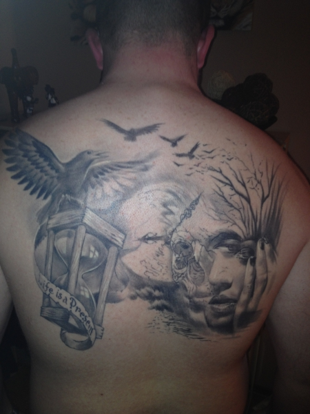 tattoo leben