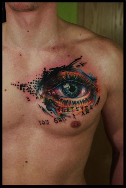 gaboa-Tattoo: I AM
