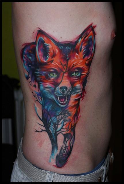 Der Fuchs geht um :)