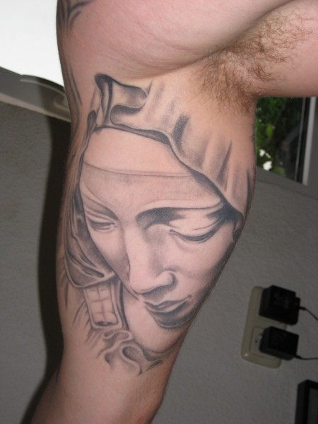 maria-Tattoo: Maria Mariiiiiia