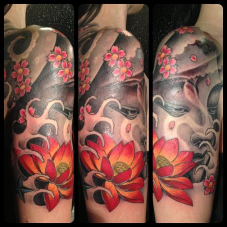 lotos/buddha