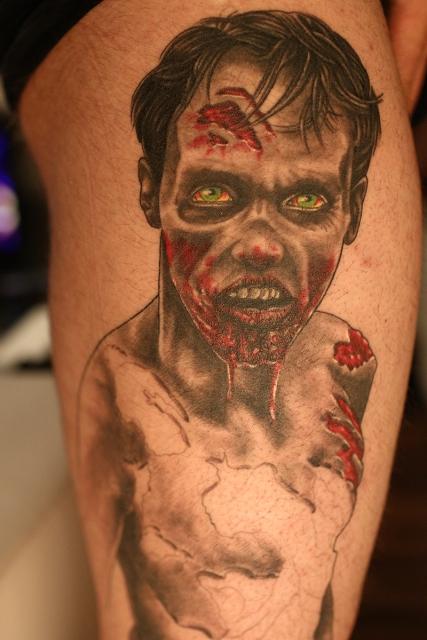 Projekt Zombie Bein (No. 3)