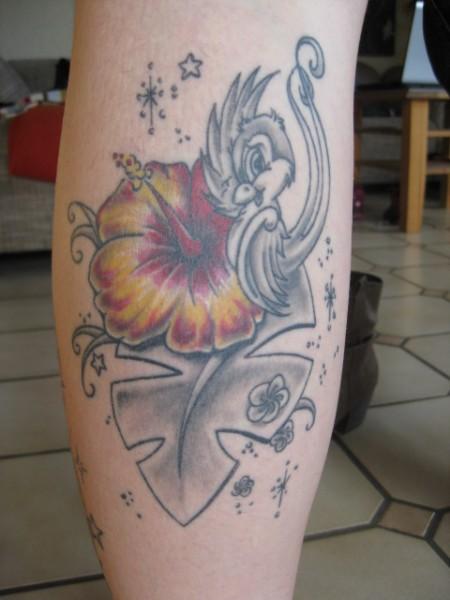 3. Tattoo