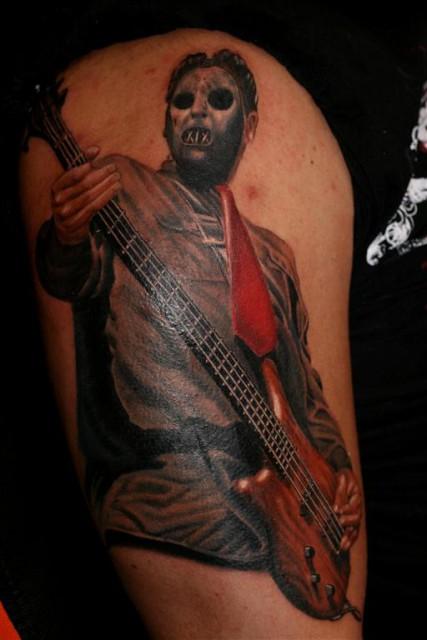 Paul Gray (Slipknot) 5 Stunden Arbeit
