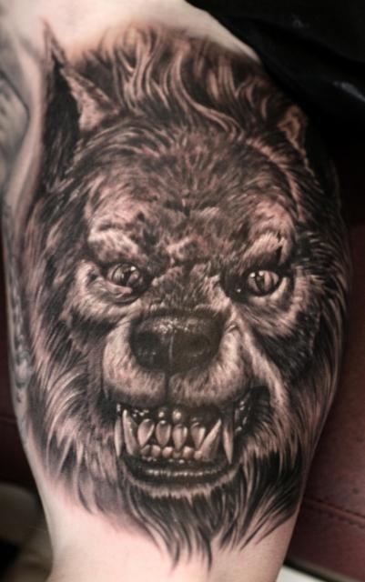 Werewolf Innenarm