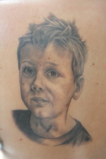 Portrait meines Sohnes