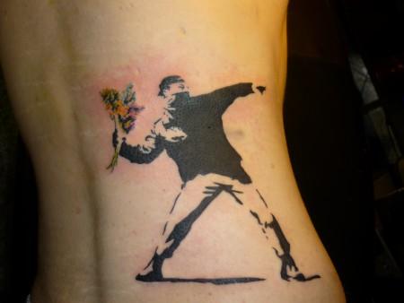 Aussagekräftiges Tattoo
