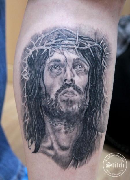 Jesus abgeheilt