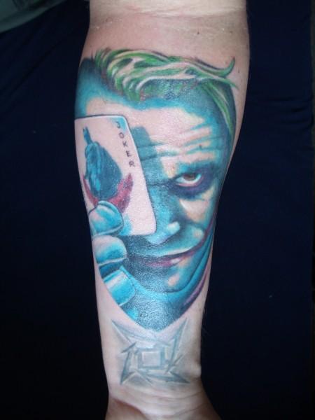 Joker-Batmancard