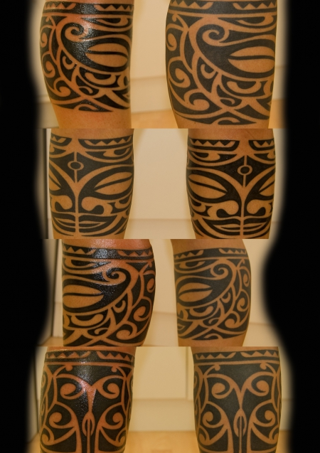 herrfalkenhorst maori beene tattoos von tattoo. Black Bedroom Furniture Sets. Home Design Ideas