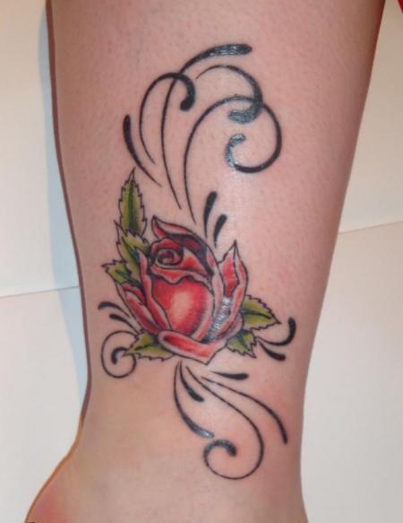 Nettchen Msh Meine Erste Rose Tattoos Von Tattoo Bewertung De