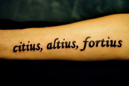 Beste Text Und Schrift Tattoos Tattoo Bewertung De Lass Deine