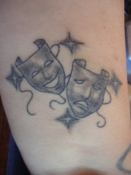 Tattoo Masken