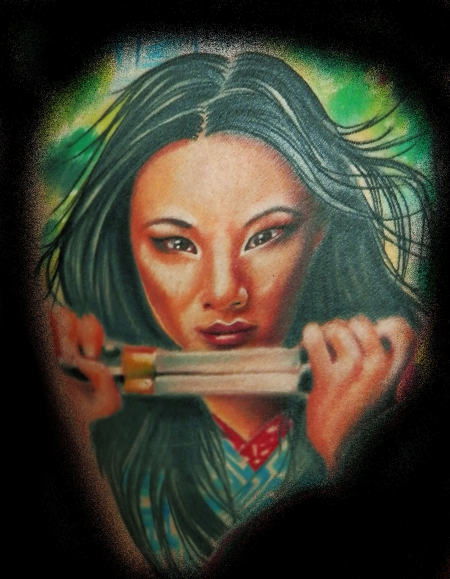 Chinese Girly Girl