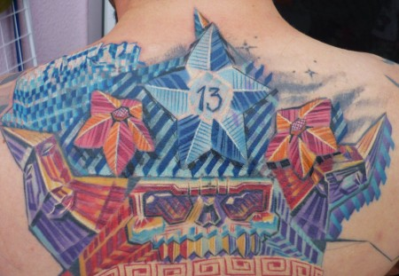 Waldi Tattoo