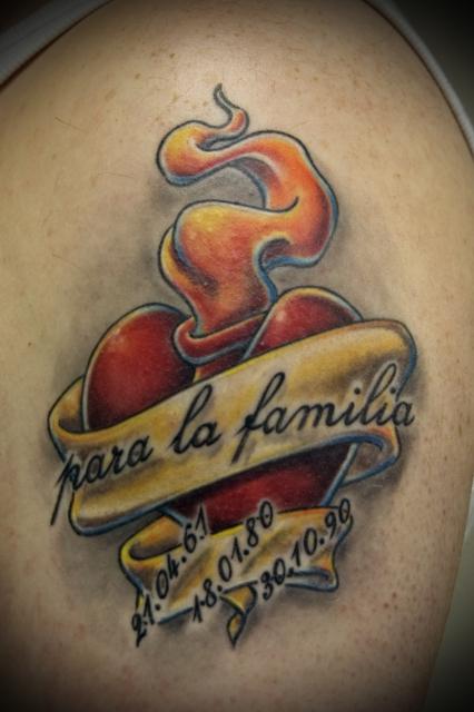 herrfalkenhorst herz tattoos von tattoo bewertungde