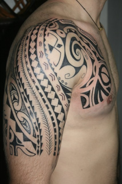 urselinho maori polinesian tattoo pt 2 tattoos von. Black Bedroom Furniture Sets. Home Design Ideas