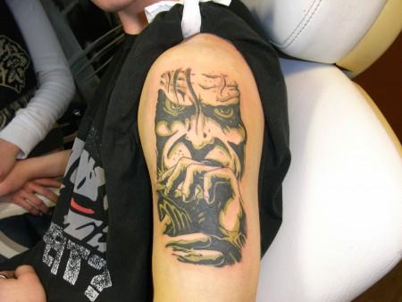 onkelz-Tattoo: BO neiin nich Bochum :)